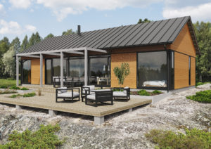 Glass House Timmerhus