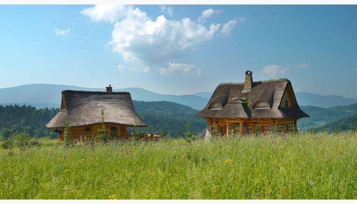 Little Log House